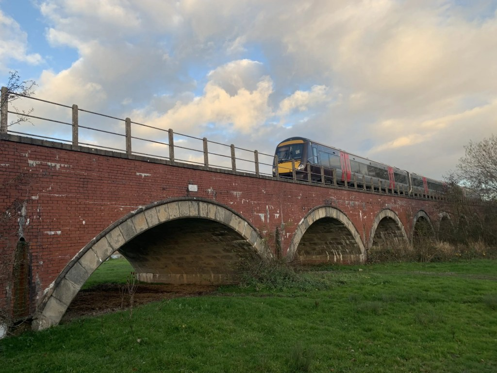 Ham Viaduct, Alney Island