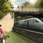 Proposed electrification scheme - Sydney Gardens, Bath