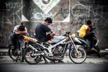 Indonezija: Motoristai