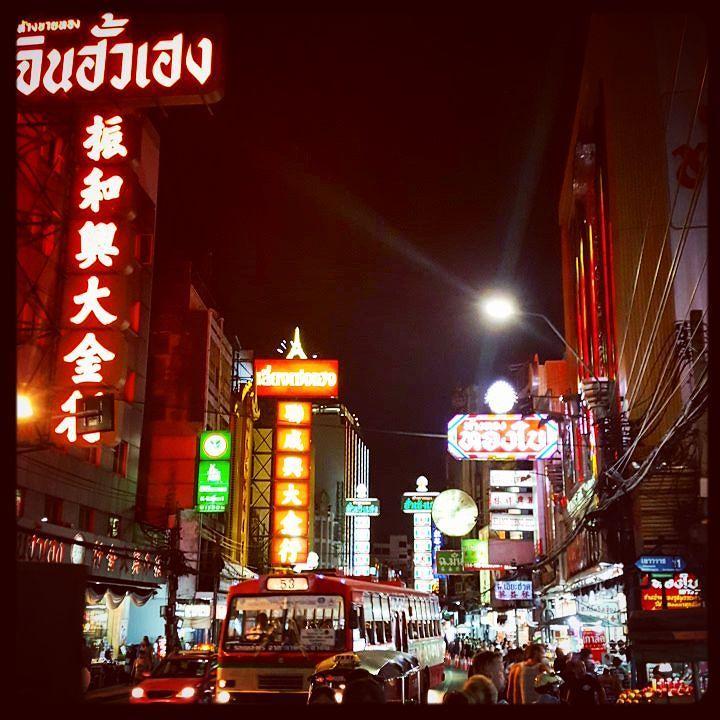 Tailandas: Bankokas 2016