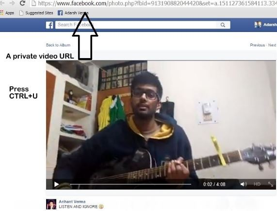 How To Download Facebook Videos Online? (Public and Private Videos)