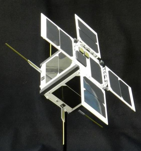 A CubeSat from Clyde Space