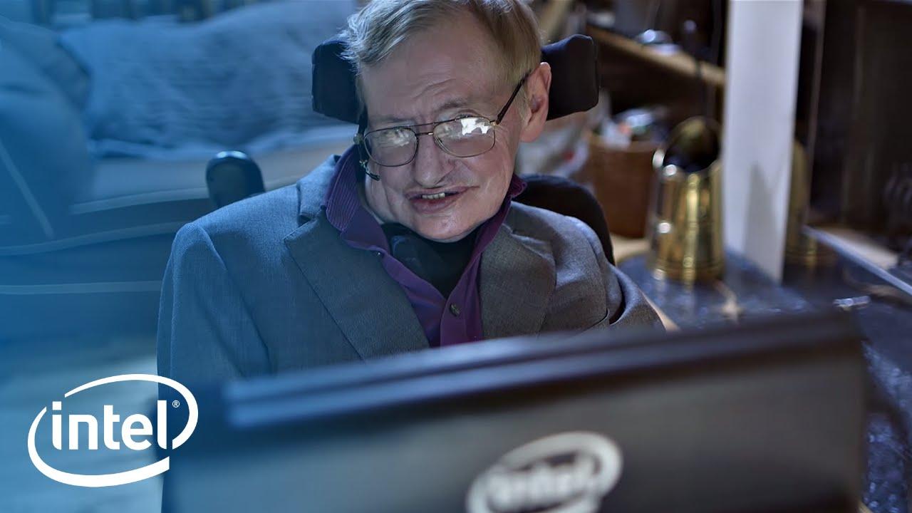 Intel Makes Stephen Hawkings Computer Open Source