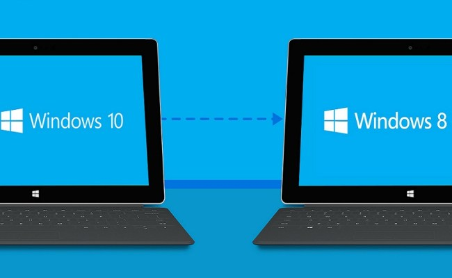How To Downgrade Windows 10 To Windows 7 Or 8 1 In Simple