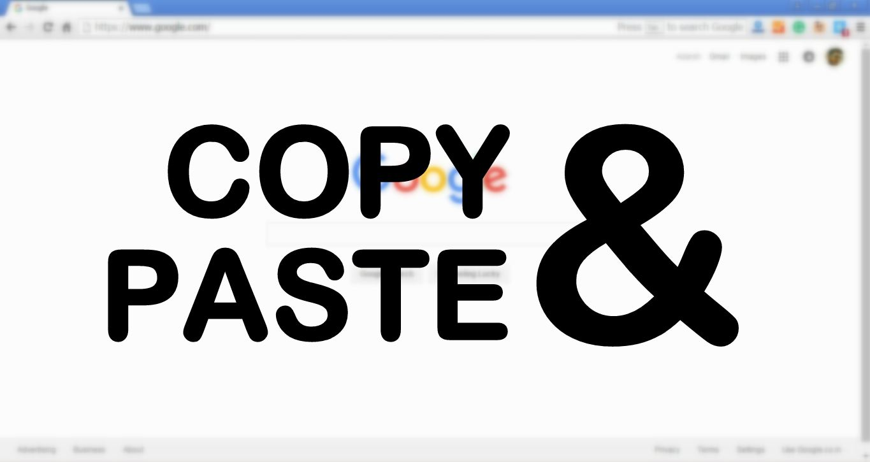 how innocent copy paste