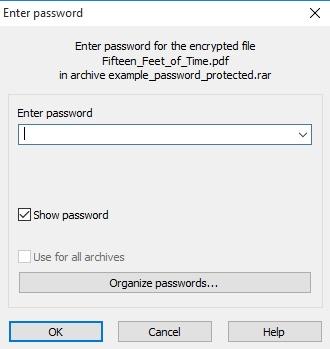 Bagaimana Meretas Password WinRAR dengan Langkah Sederhana?