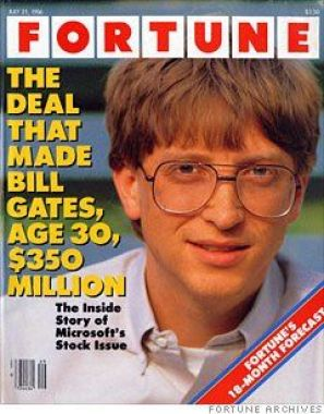 microsoft bill gates