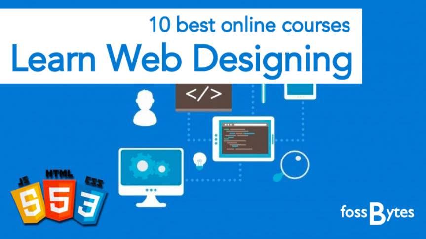 10 Best Online Web Design Courses