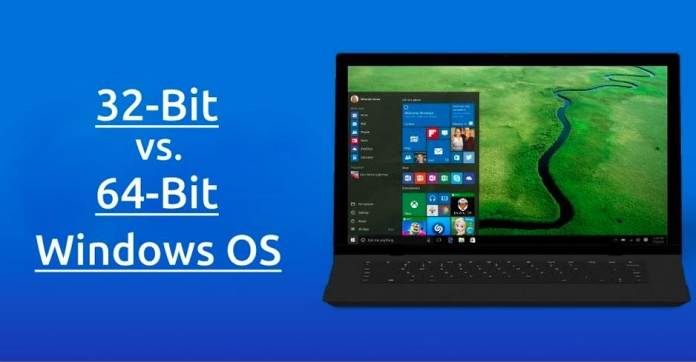 32 Bit Vs 64 Bit Windows Os What Is The Difference How To Choose