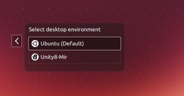 Ubuntu 17.04 (Zesty Zapus) unity8-greeter