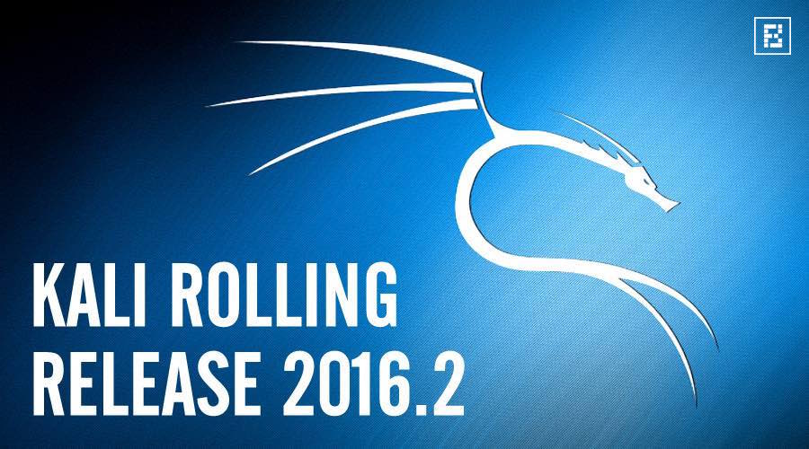 Kali Linux 20162 Released  KDE MATE LXDE Xfce And