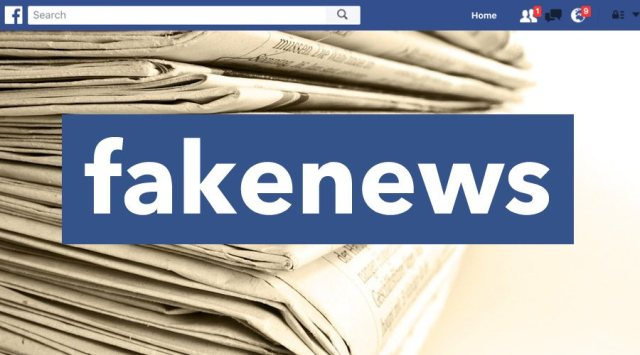 Image result for facebook fake news