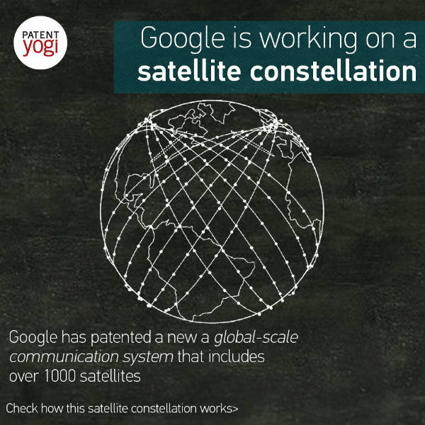 Google Satellite Constellation 2