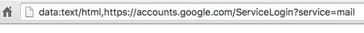 dataURI gmail phishing