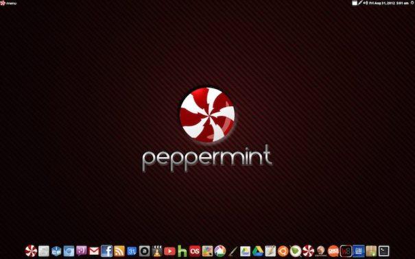 peppermint os
