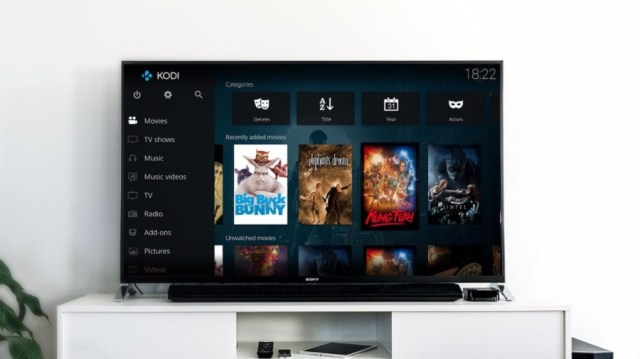 Kodi TV The all new Android based RaspAnd OS has got some cool new mods