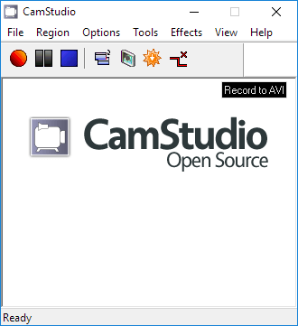 CamStudio Screen Recorder