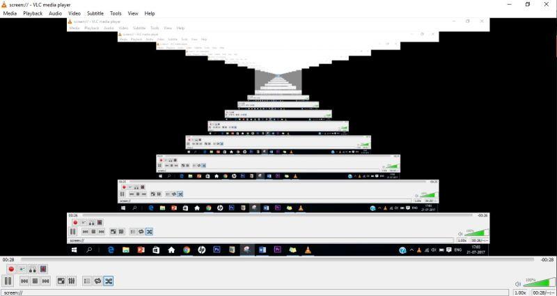 InceptionTrick-VLC Tricks