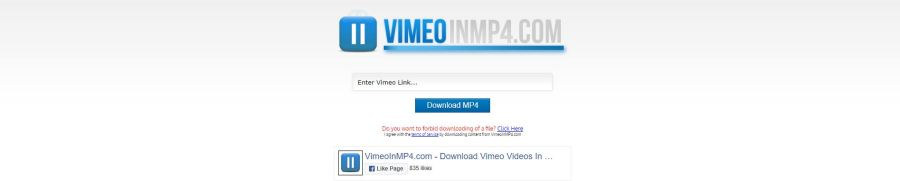 VimeoInMp4 Download Vimeo Videos