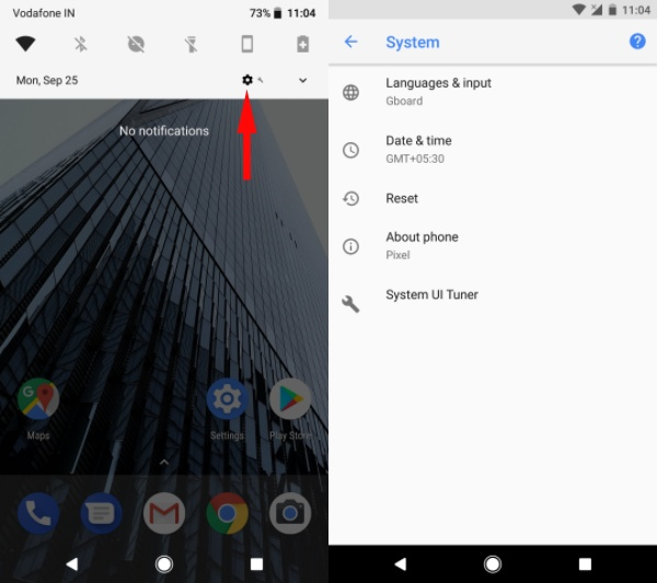 Hidden Features Android Oreo 12