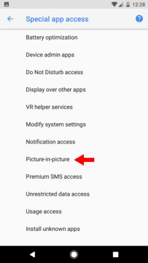 Bagaimana Cara Mengaktifkan dan Menggunakan Mode Picture-In-Picture di Android O?