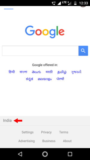 Google Won't Allow You To Choose Country Domain For Google Search, Here Is How To Do It