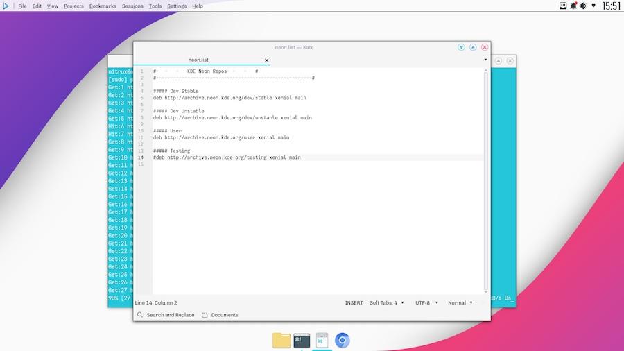 nitrux linux distro