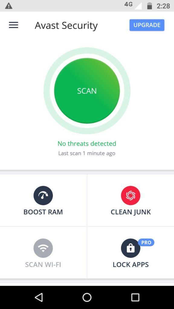best android phone antivirus free
