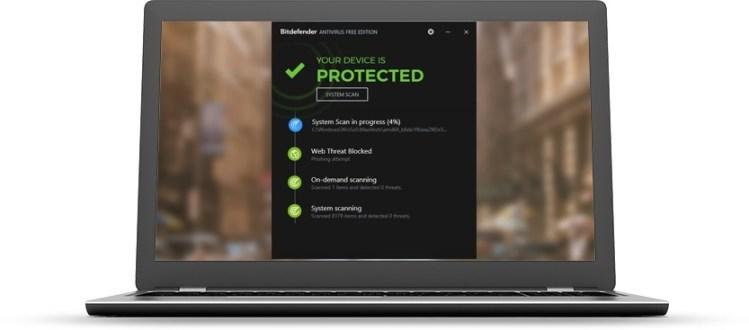 bitdefender free anitvirus