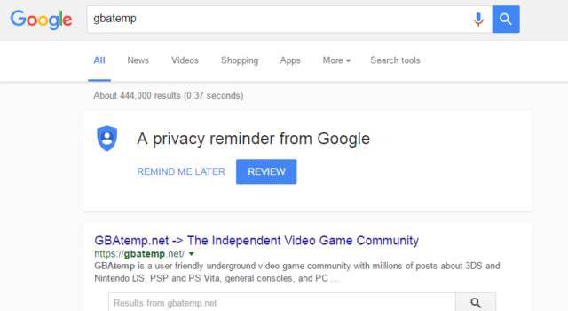 Google Uji Sentuhan Material Desain pada Google Search