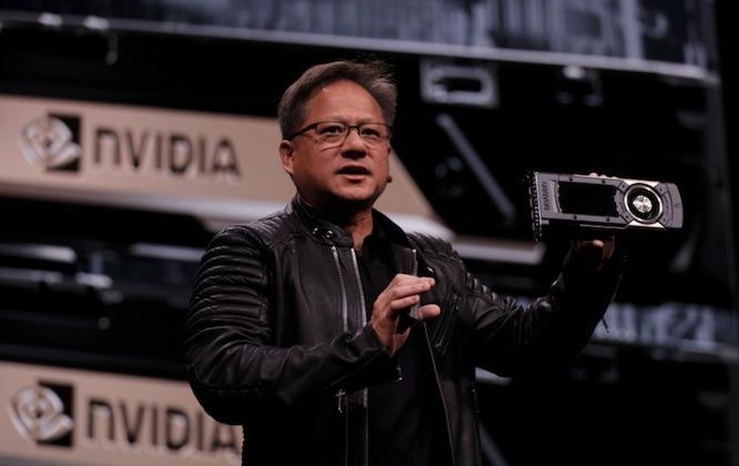 Nvidia Rilis GPU Terbesar di Dunia untuk Supercomputer Pribadi