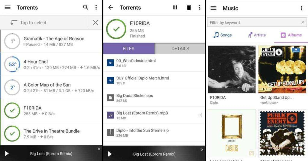 best torrent client android tablet