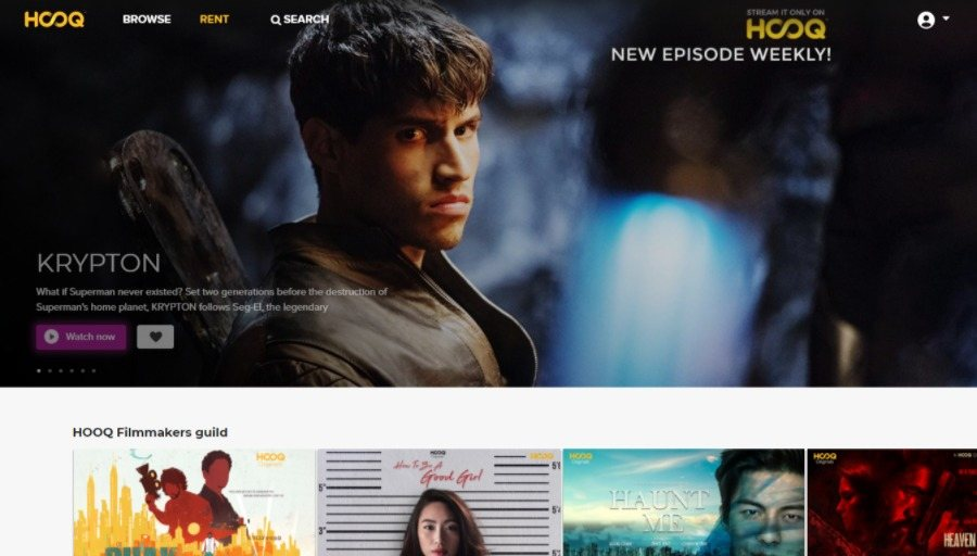 Alternatif Netflix Terbaik 4 Hooq