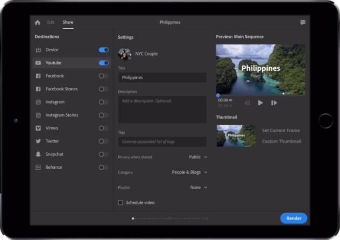 Adobe Rush Membuat Dan Mengedit Video Berkualitas Seperti Pro