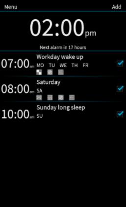 10 Aplikasi Alarm Clock Android Terbaik Edisi 2018 Kopas Id