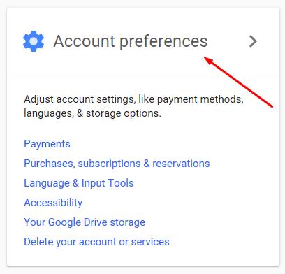 Delete Google Account Permanently 1