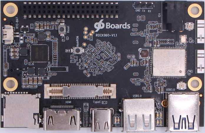 Board ARM Six-Core Murah dapat Jalankan Android dan Linux