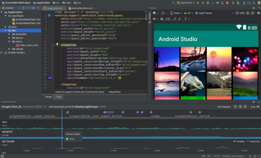 Top Android Emulator - Android Studio