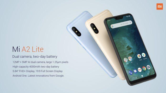 Xiaomi Luncurkan Android One-based Mi A2 dan Mi A2 Lite: Berikut Spesifikasi Utamanya