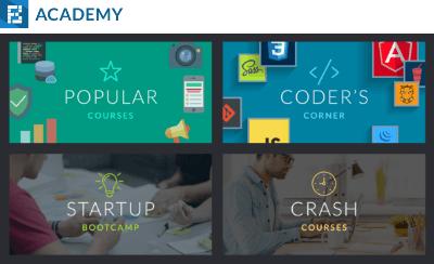 fossbytes academy courses banner