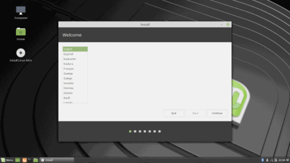 Linux Mint 19 Tara Попробуйте Linux