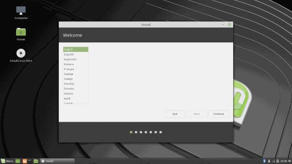 Linux Mint 19 Tara Try Linux