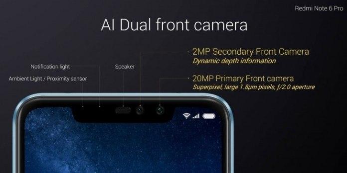Xiaomi Redmi Note 6 Pro_specs2