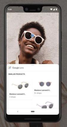 Google Pixel 3 Camera Google Lens