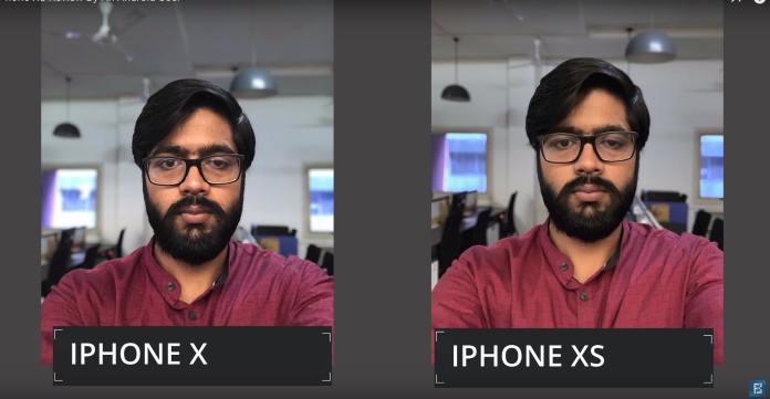 iphone xs beautygate