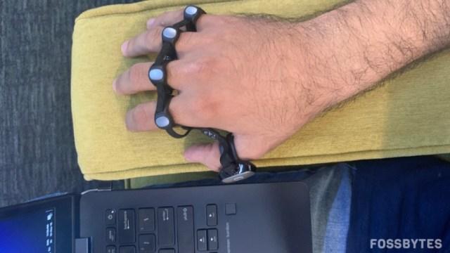 TAP Wearable Keyboard 6