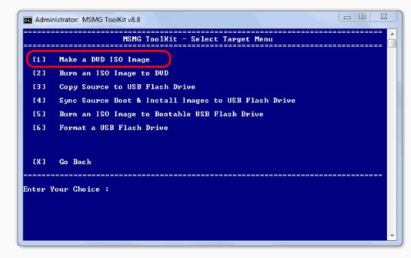 Windows 10 Bloatware Removal tool Make DVD