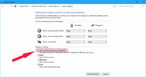 Fix Windows 10 Slow Boot