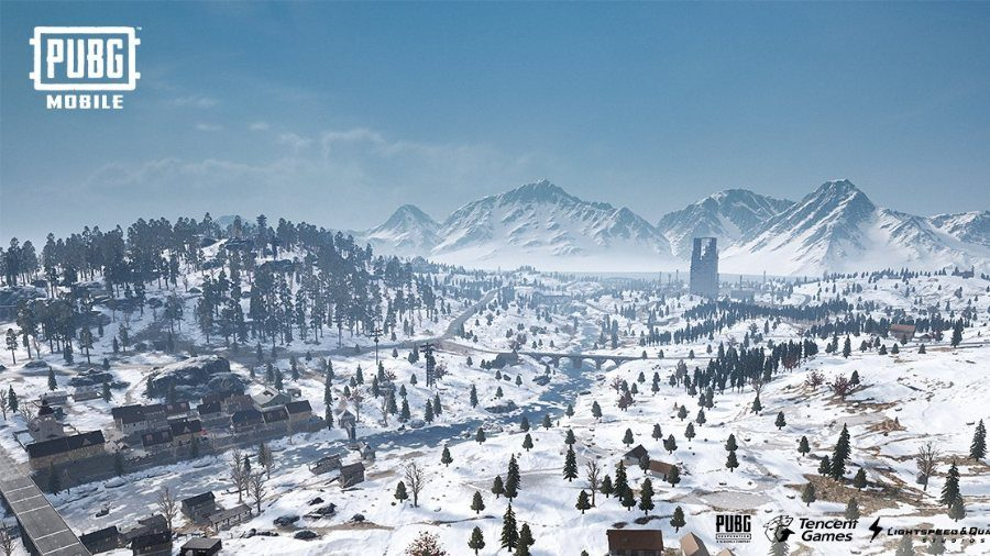 PUBG Mobile Gets Vikendi Snow Map Check Out New Features Here